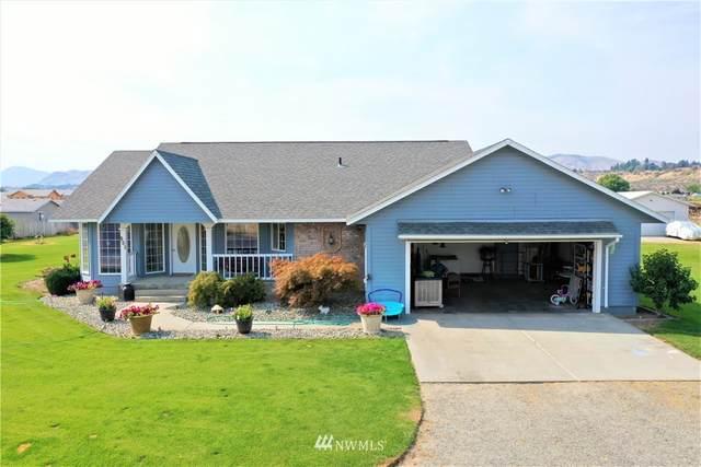801 Quince Street, Omak, WA 98841 (MLS #1836045) :: Nick McLean Real Estate Group
