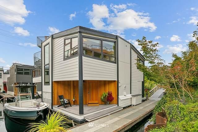 2600 Fairview Avenue E #1, Seattle, WA 98102 (#1836130) :: Ben Kinney Real Estate Team