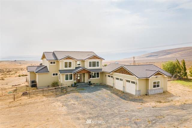 226 Stuhlmiller Road NW, Quincy, WA 98848 (MLS #1836178) :: Nick McLean Real Estate Group
