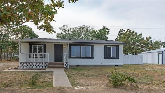 817 S Aster Street, Soap Lake, WA 98851 (#1836291) :: Keller Williams Western Realty