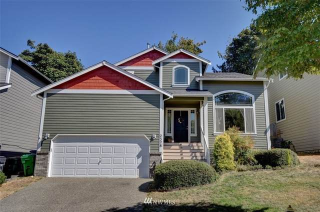 2328 Cooper Crest Place NW, Olympia, WA 98502 (#1836332) :: Franklin Home Team