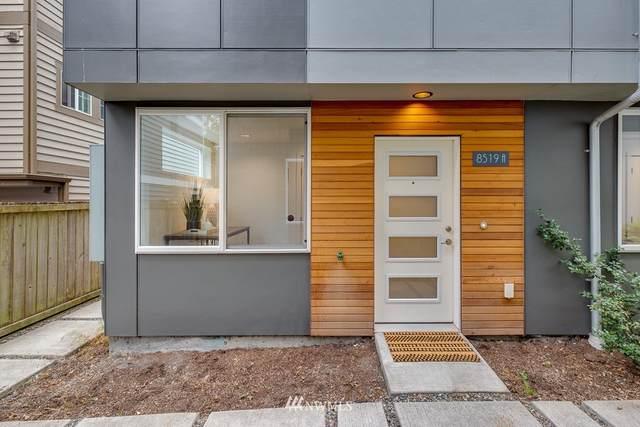 8519 Midvale Avenue N A, Seattle, WA 98103 (#1836342) :: Pacific Partners @ Greene Realty