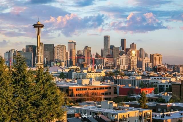 351 W Olympic Place #375, Seattle, WA 98119 (#1836360) :: Neighborhood Real Estate Group