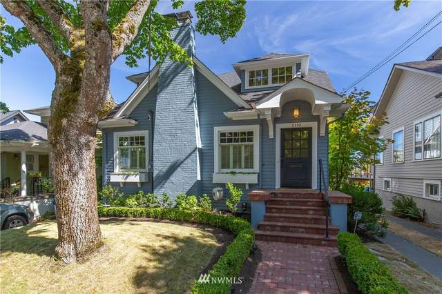 2110 Bigelow Avenue N, Seattle, WA 98109 (#1836382) :: Simmi Real Estate