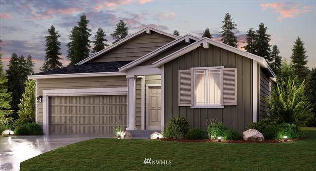 949 Timberline (Homesite 139) Avenue, Bremerton, WA 98312 (#1836423) :: Keller Williams Western Realty