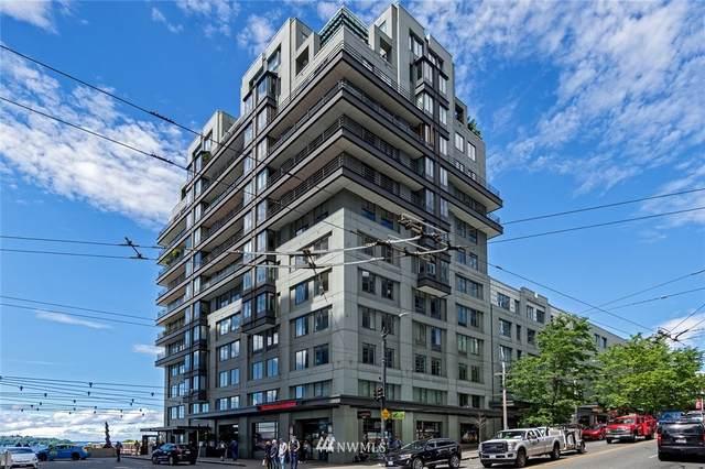 98 Union Street #608, Seattle, WA 98101 (#1836452) :: Provost Team | Coldwell Banker Walla Walla