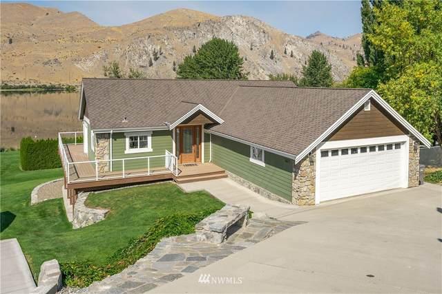 537 River View Drive, Orondo, WA 98843 (#1836585) :: Lucas Pinto Real Estate Group