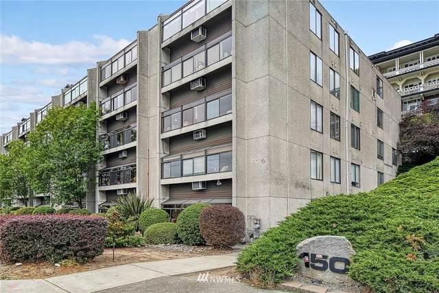 150 Melrose Avenue E #106, Seattle, WA 98102 (#1836631) :: Provost Team | Coldwell Banker Walla Walla