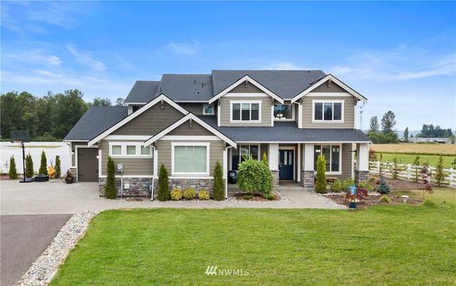 18918 Voight Meadows Road E, Orting, WA 98360 (#1836681) :: Better Properties Lacey
