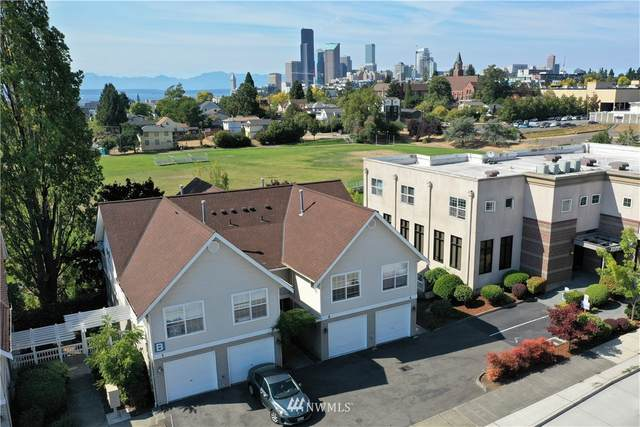815 23rd Avenue S B3, Seattle, WA 98144 (#1836682) :: The Snow Group