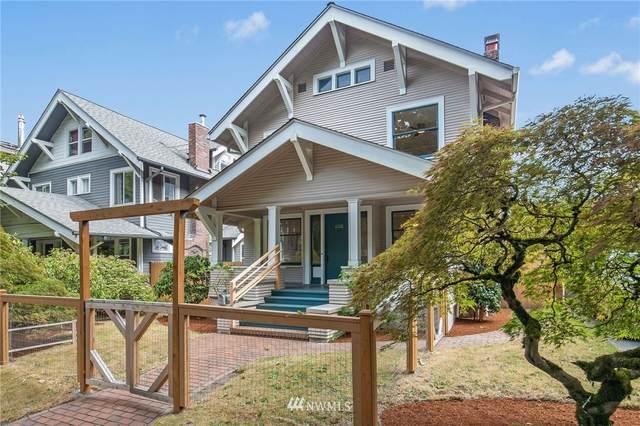 1110 15th Avenue E, Seattle, WA 98112 (#1836689) :: Provost Team | Coldwell Banker Walla Walla