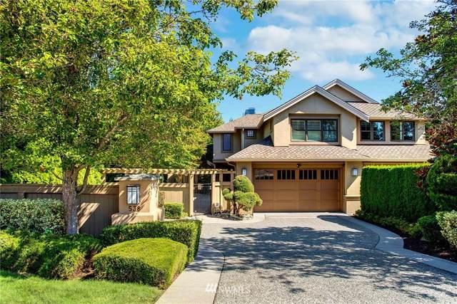 538 99th Avenue NE #538, Bellevue, WA 98004 (#1836696) :: Ben Kinney Real Estate Team