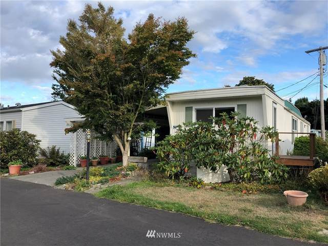 2500 Samish Way #50, Bellingham, WA 98229 (#1836710) :: Franklin Home Team