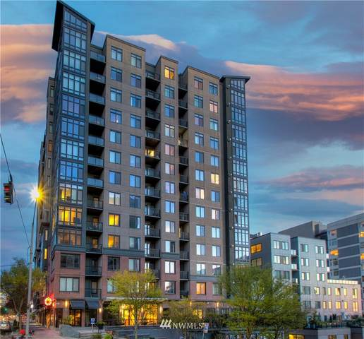 2721 1st Avenue #705, Seattle, WA 98121 (#1836750) :: Pacific Partners @ Greene Realty