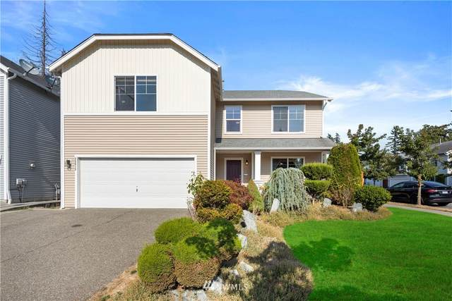33618 39th Avenue S, Federal Way, WA 98001 (#1836754) :: Pacific Partners @ Greene Realty