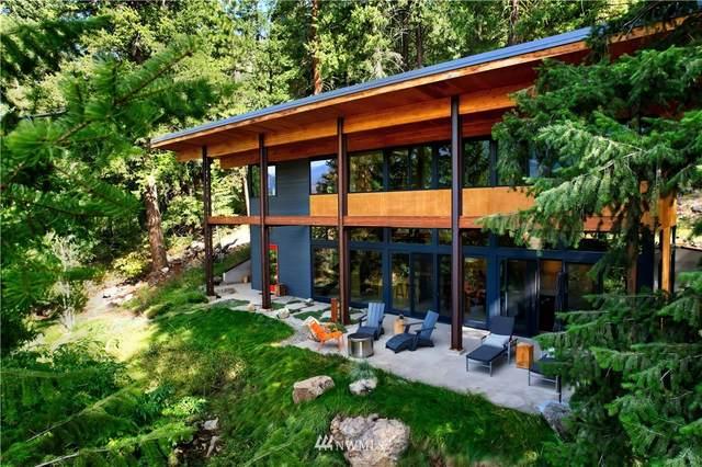 64 Chechaquo Ranch Road, Mazama, WA 98833 (MLS #1836798) :: Reuben Bray Homes