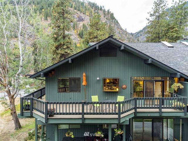 9151 Icicle Road F, Leavenworth, WA 98826 (#1836799) :: Franklin Home Team