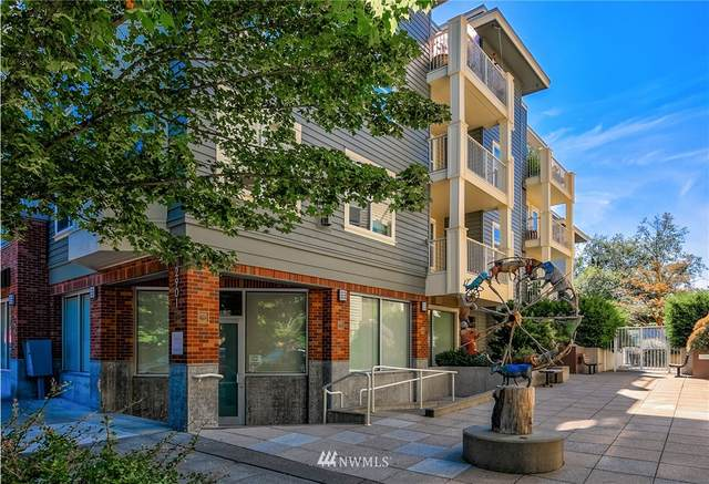 2901 NE Blakeley Street #129, Seattle, WA 98105 (#1836819) :: McAuley Homes