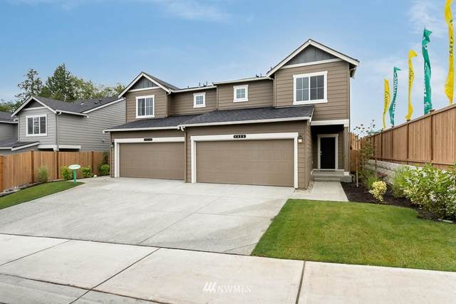 6540 Yorktown Place NE #38, Bremerton, WA 98311 (#1836876) :: Ben Kinney Real Estate Team