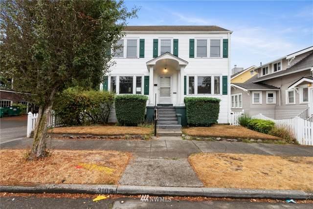 3109 NE 60th Street, Seattle, WA 98115 (#1836943) :: McAuley Homes