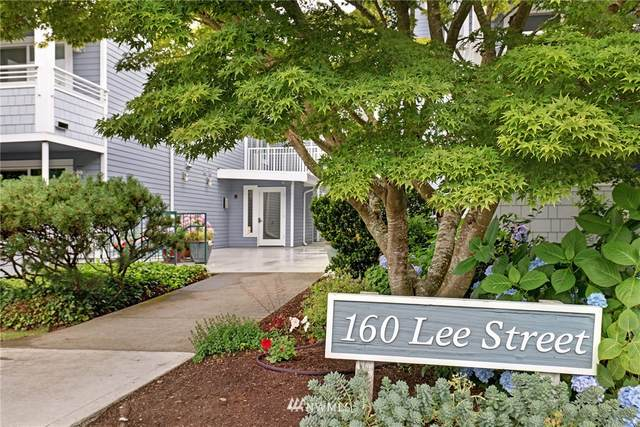 160 Lee Street #308, Seattle, WA 98109 (#1837086) :: Provost Team | Coldwell Banker Walla Walla