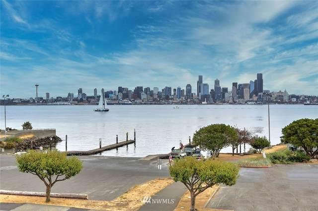 1301 Harbor Avenue SW #208, Seattle, WA 98116 (#1837094) :: Franklin Home Team