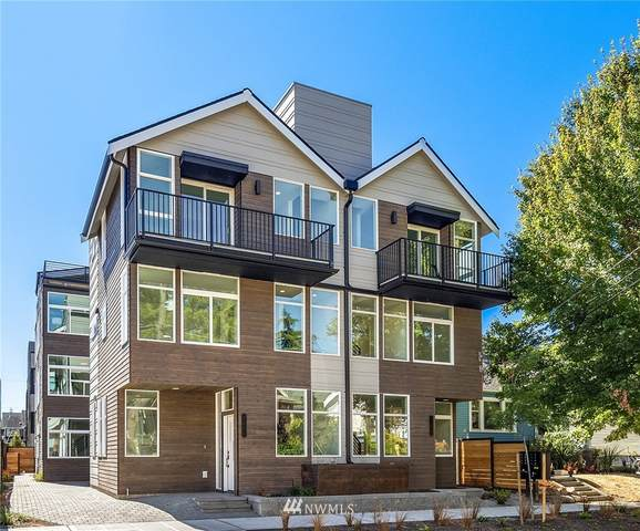 823 NW 54th Street A, Seattle, WA 98107 (#1837134) :: The Snow Group