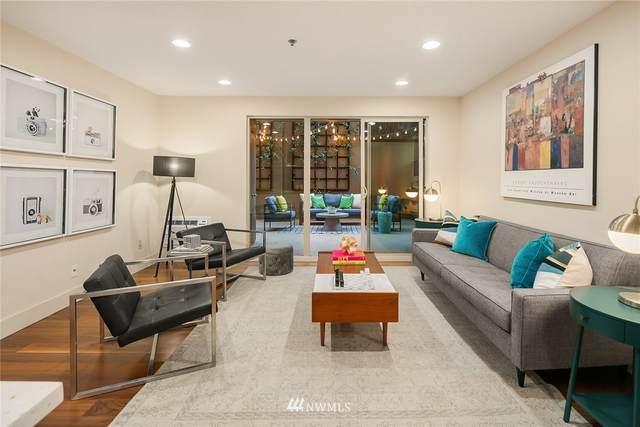500 5th Avenue W #206, Seattle, WA 98119 (#1837185) :: Simmi Real Estate