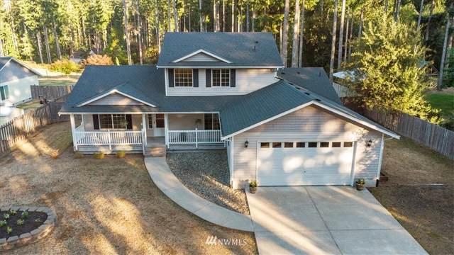 1391 E Phillips Lake Loop Road, Shelton, WA 98584 (#1837213) :: Icon Real Estate Group