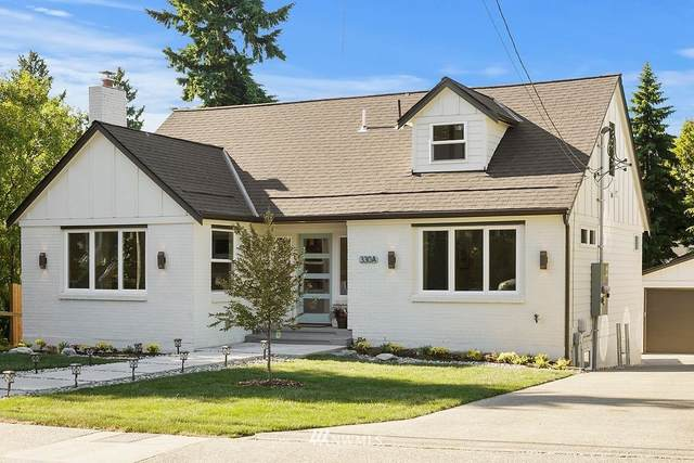 330 NE 91st Street A, Seattle, WA 98115 (#1837251) :: The Snow Group