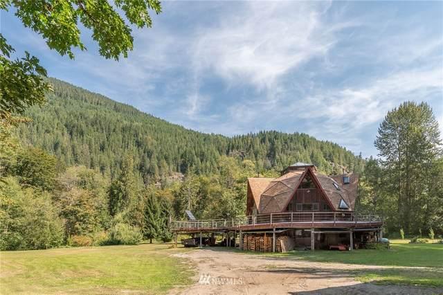 79032 NE Old Cascade Hwy, Skykomish, WA 98288 (#1837331) :: Franklin Home Team