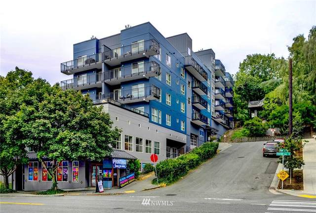 701 Galer Street #501, Seattle, WA 98109 (#1837385) :: The Snow Group