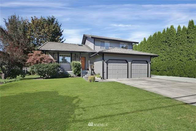 604 15th St NW, Puyallup, WA 98371 (#1837387) :: The Snow Group