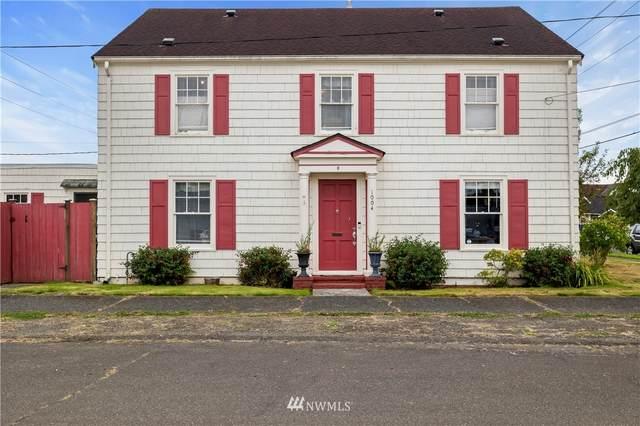 1004 Ramer Avenue, Hoquiam, WA 98550 (#1837410) :: The Kendra Todd Group at Keller Williams