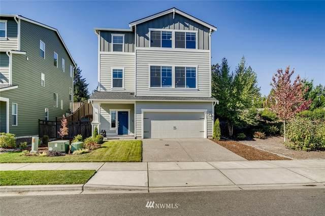 11907 SE 299th Place, Auburn, WA 98092 (#1837445) :: Pacific Partners @ Greene Realty