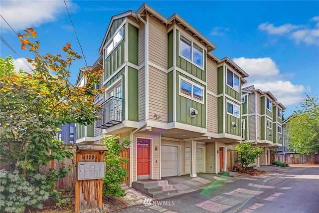 127 22nd Avenue E A, Seattle, WA 98112 (#1837478) :: Northern Key Team