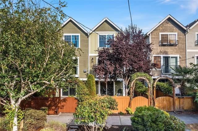 3014 60th Avenue SW C, Seattle, WA 98116 (#1837603) :: Franklin Home Team