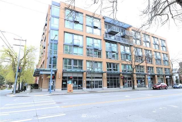 530 Broadway E #502, Seattle, WA 98102 (#1837680) :: Provost Team | Coldwell Banker Walla Walla