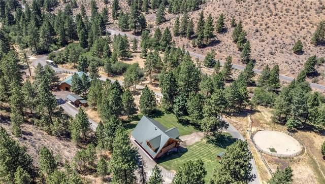 7850 Secret Canyon Road, Ellensburg, WA 98926 (MLS #1837715) :: Nick McLean Real Estate Group