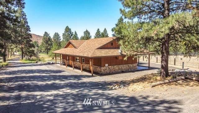 8192 Secret Canyon Road, Ellensburg, WA 98926 (MLS #1837716) :: Nick McLean Real Estate Group