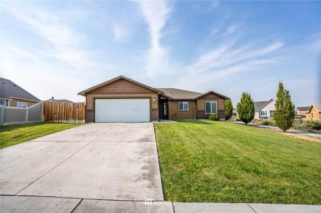 1428 W Century Street, Moses Lake, WA 98837 (#1837819) :: McAuley Homes