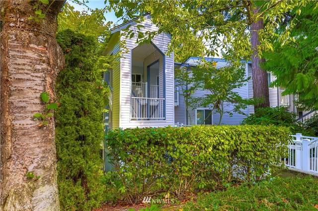 12760 NE 10th Place F102, Bellevue, WA 98005 (#1837821) :: Ben Kinney Real Estate Team