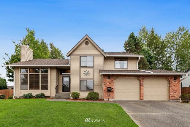 5821 S 296th Place, Auburn, WA 98001 (#1838007) :: Keller Williams Realty