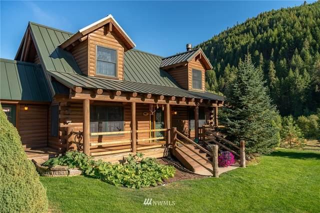 10469 Eagle Creek Road, Leavenworth, WA 98826 (MLS #1838013) :: Nick McLean Real Estate Group