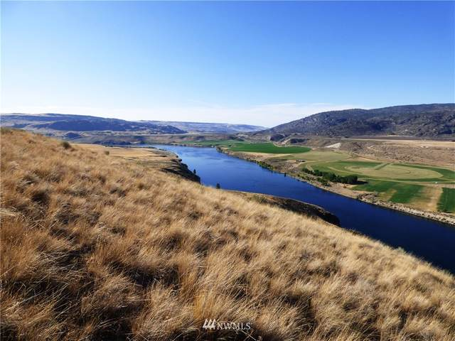 100 Webers Road, Grand Coulee, WA 98813 (#1838016) :: Lucas Pinto Real Estate Group