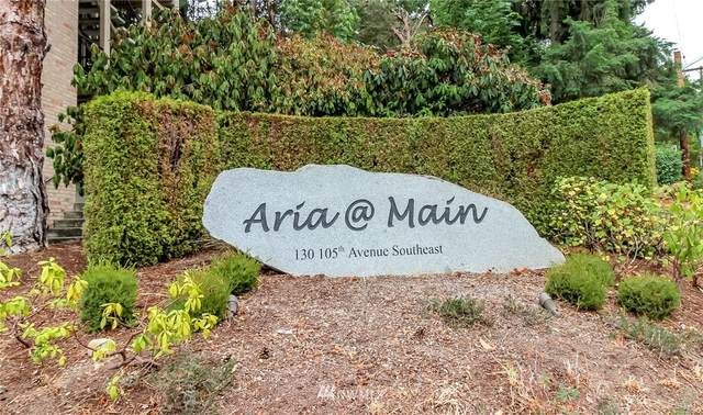 130 105th Avenue SE #107, Bellevue, WA 98004 (#1838044) :: Ben Kinney Real Estate Team