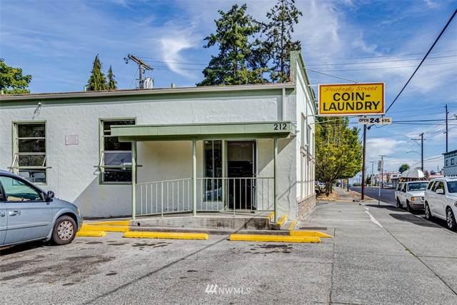 212 S Peabody Street, Port Angeles, WA 98362 (#1838093) :: The Shiflett Group