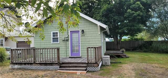 1507 Oregon Avenue N, Long Beach, WA 98631 (#1838159) :: Better Properties Real Estate