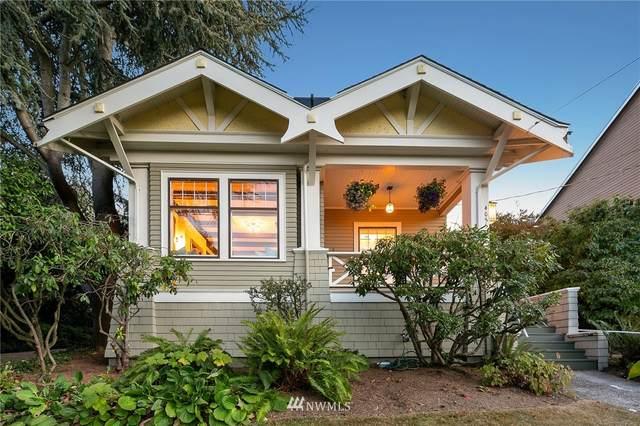 4055 SW Holgate Street, Seattle, WA 98116 (#1838254) :: Neighborhood Real Estate Group