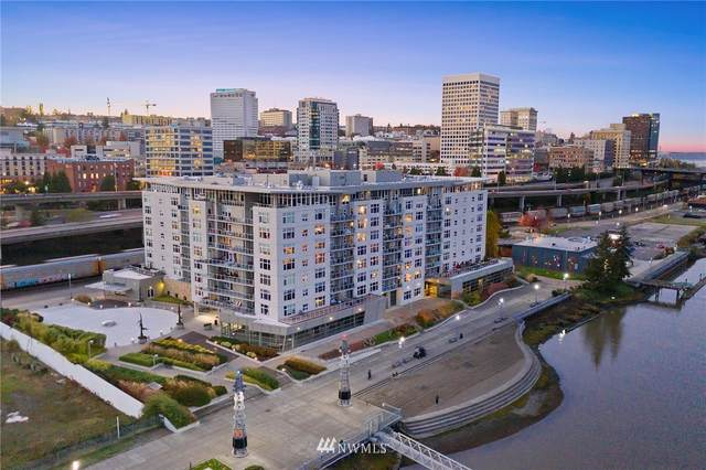 1515 Dock Street #905, Tacoma, WA 98402 (#1838258) :: Pacific Partners @ Greene Realty